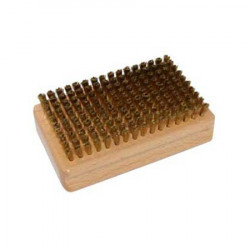 SPEED BASE BRUSH - BRASS