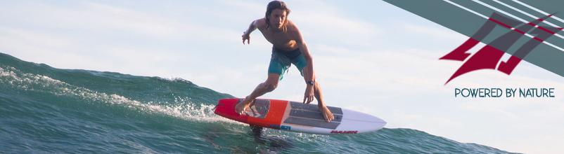 naish surfing