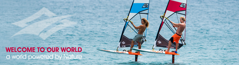 naish windsurfing foil
