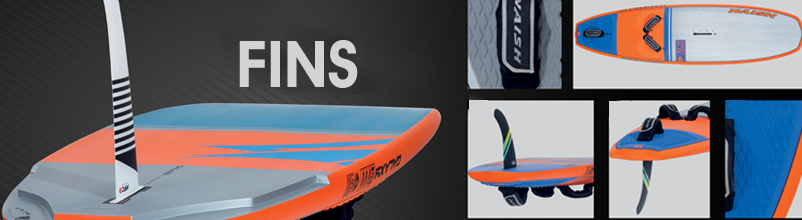 naish windsurfing fins
