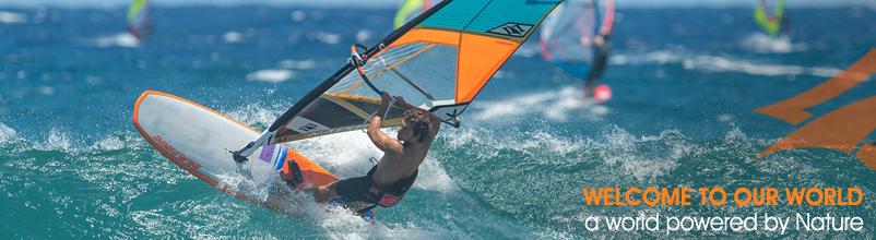 naish windsurfng rig